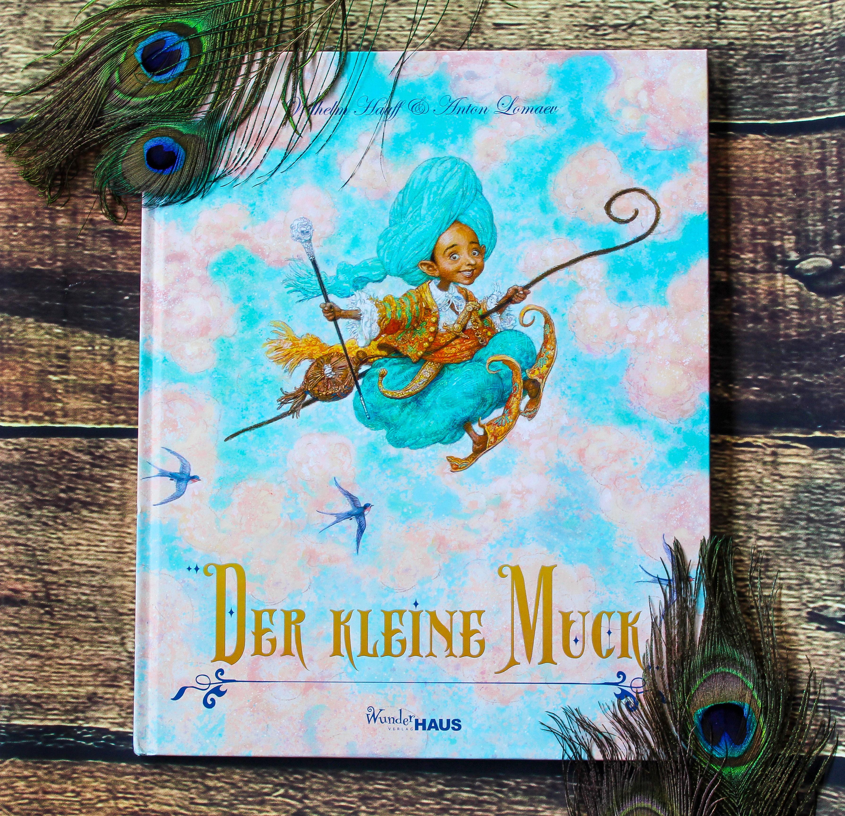 the latest fc747 c7d0a Unendliche Welten – Der Kleine Muck – Magischer Bücherwald